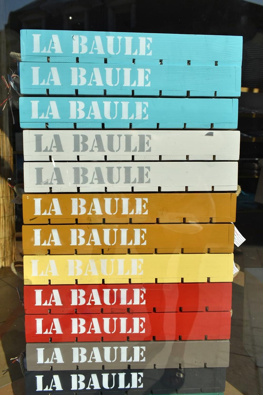 Avenue du Général de Gaulle, La Baule