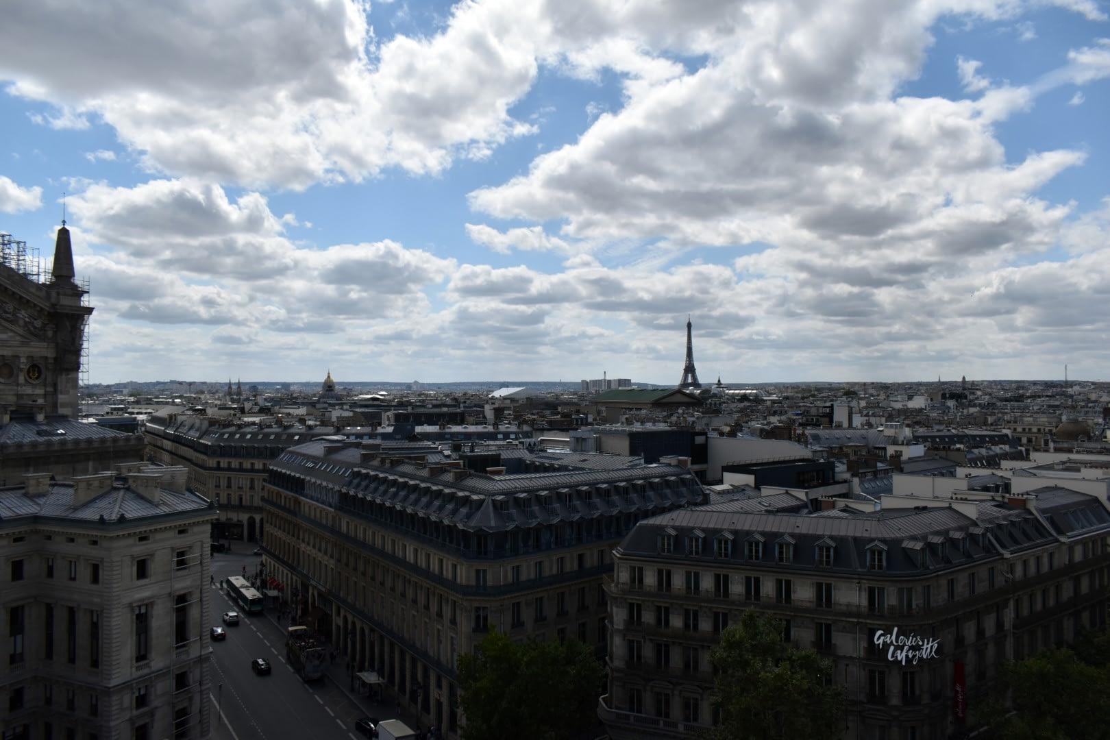 Galeries Lafayette Haussmann, 40 Bd Haussmann, Paris