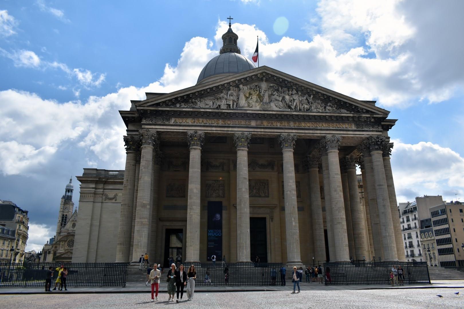 Panthéon, place du Panthéon, Paris