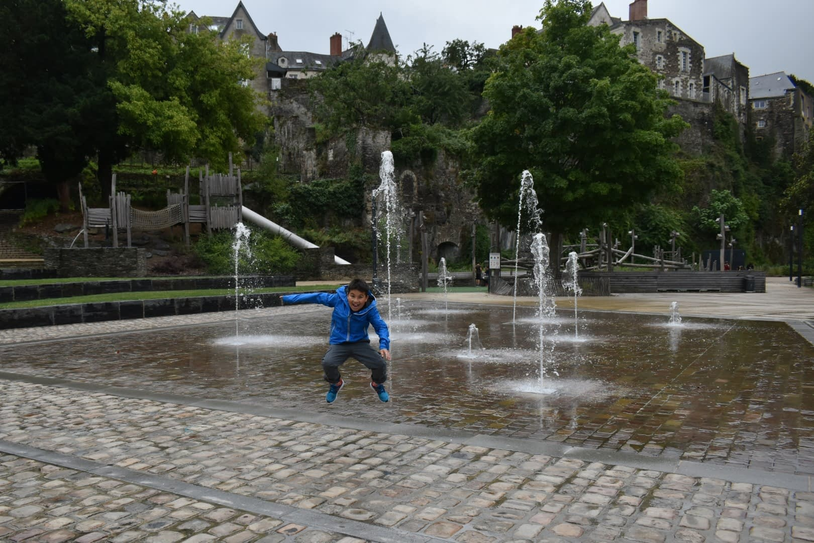 Quai Ligny, Angers