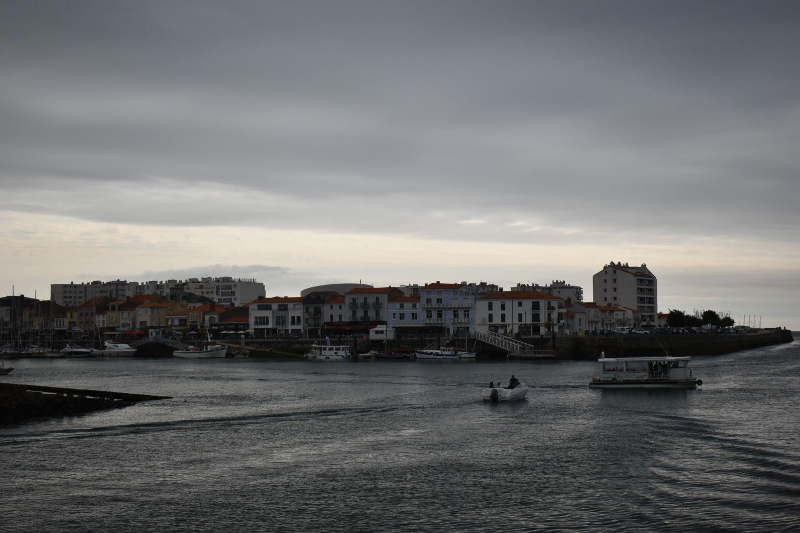 Port des Sables-d'Olonne