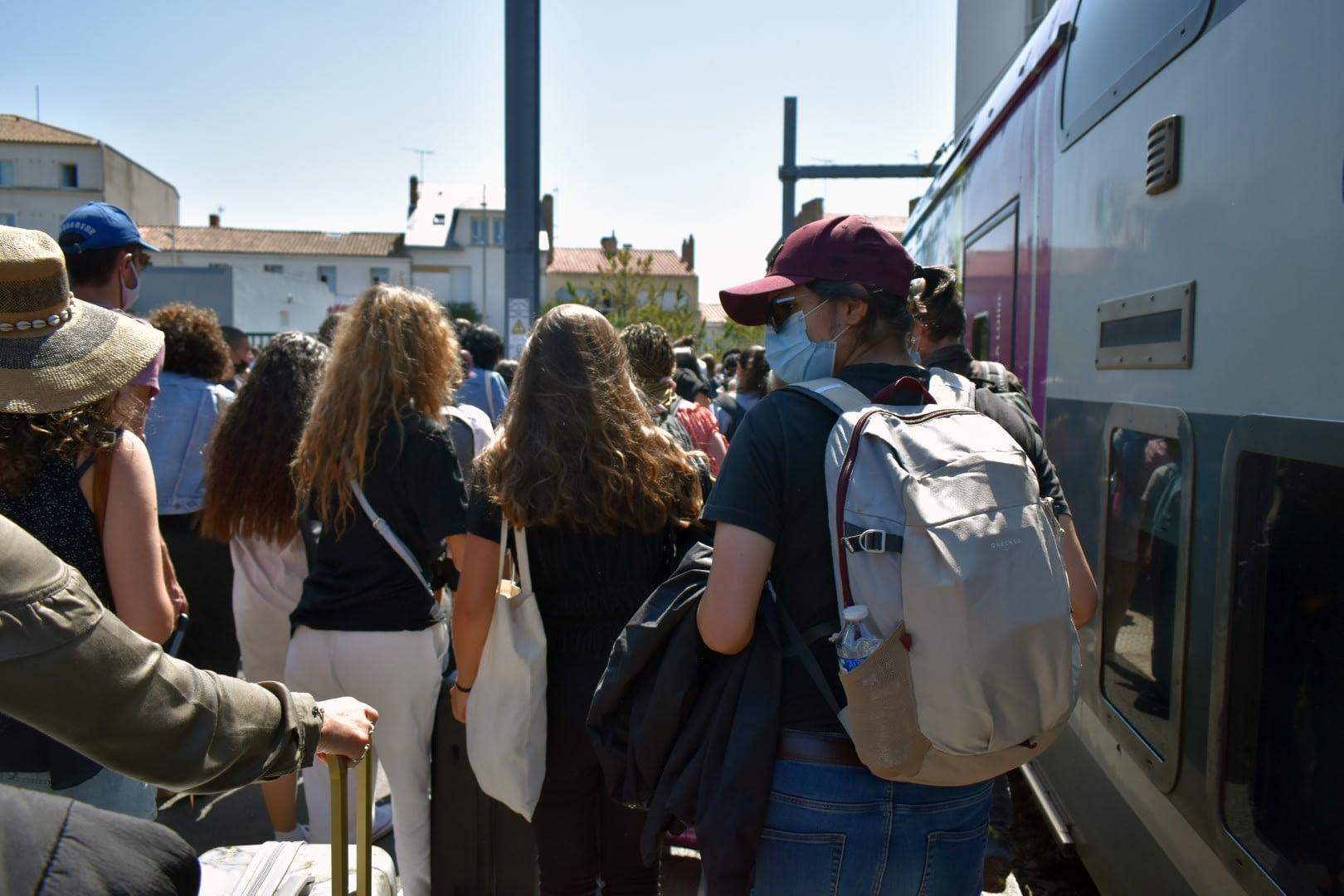 Gare SNCF, Les Sables-d'Olonne