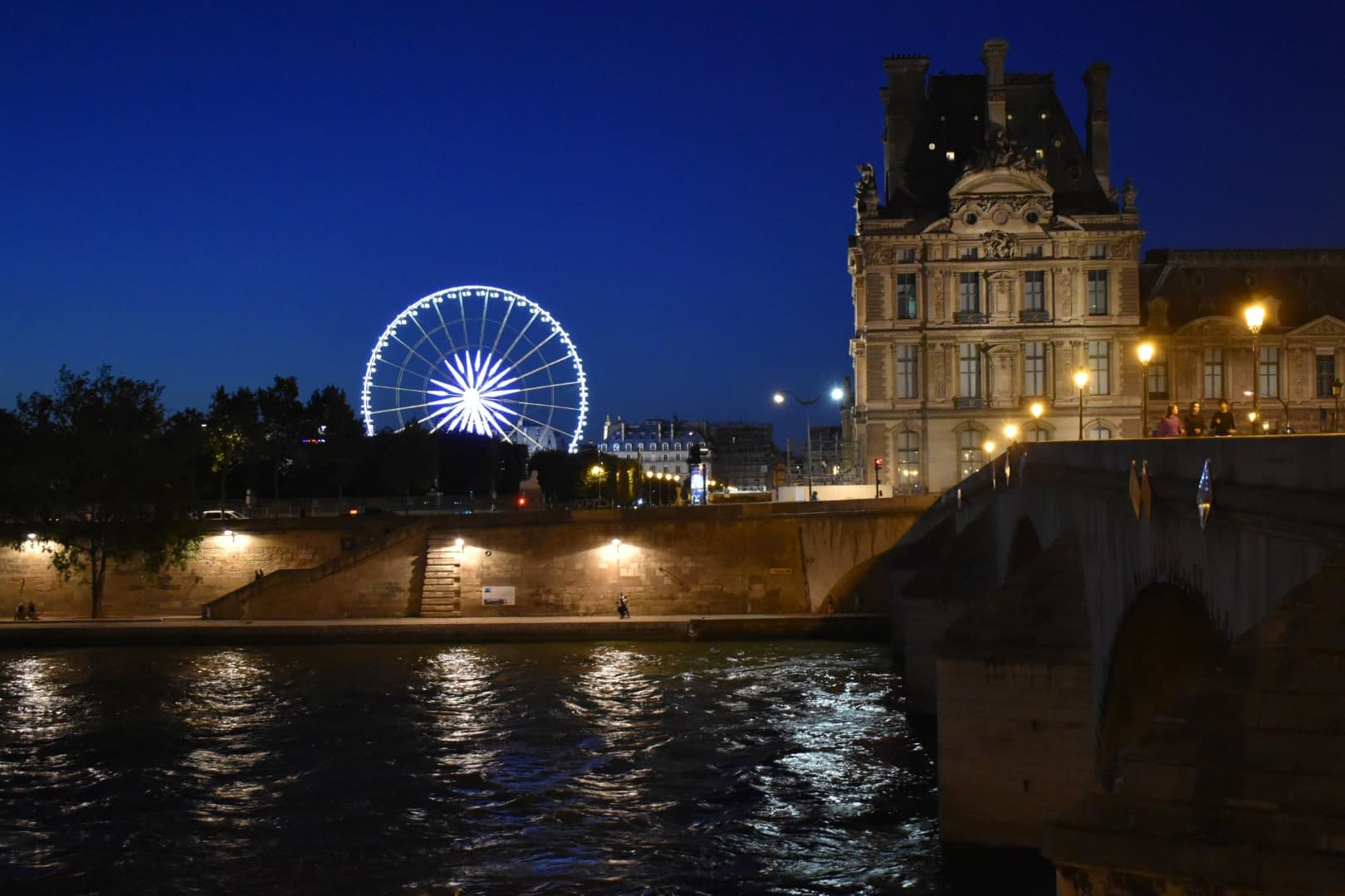Quai Anatole France, Paris