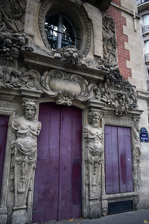 Quai des Célestins, Paris