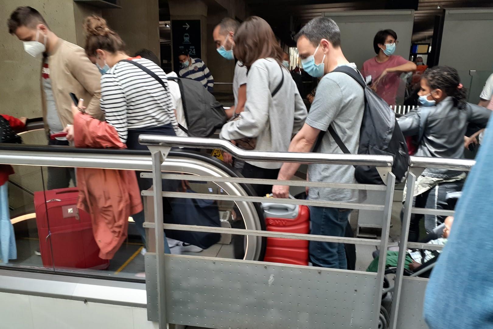 Gare Montparnasse, Hall 2, Paris