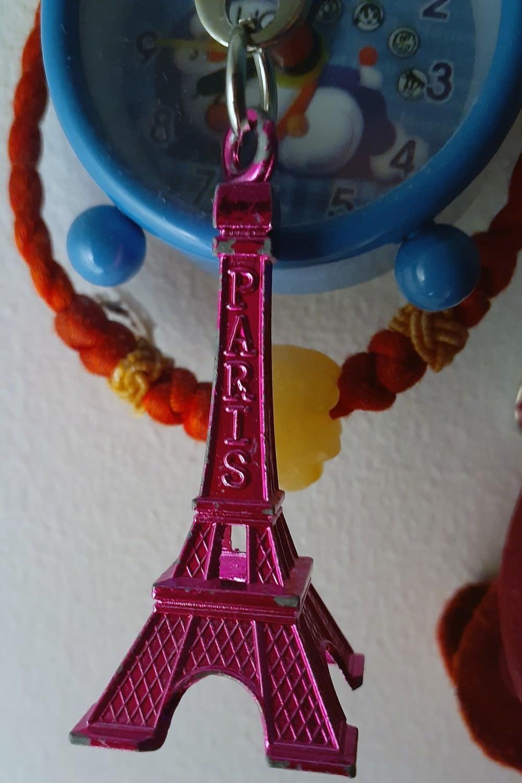 Paris souvenir, Ottawa, November 2020