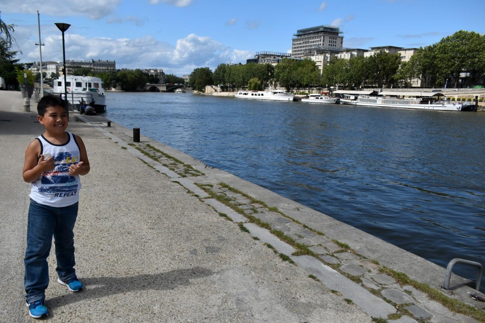 Quai Saint-Bernard, Paris