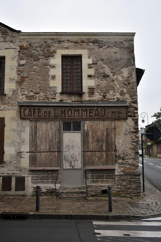 Place de la Paix, Angers