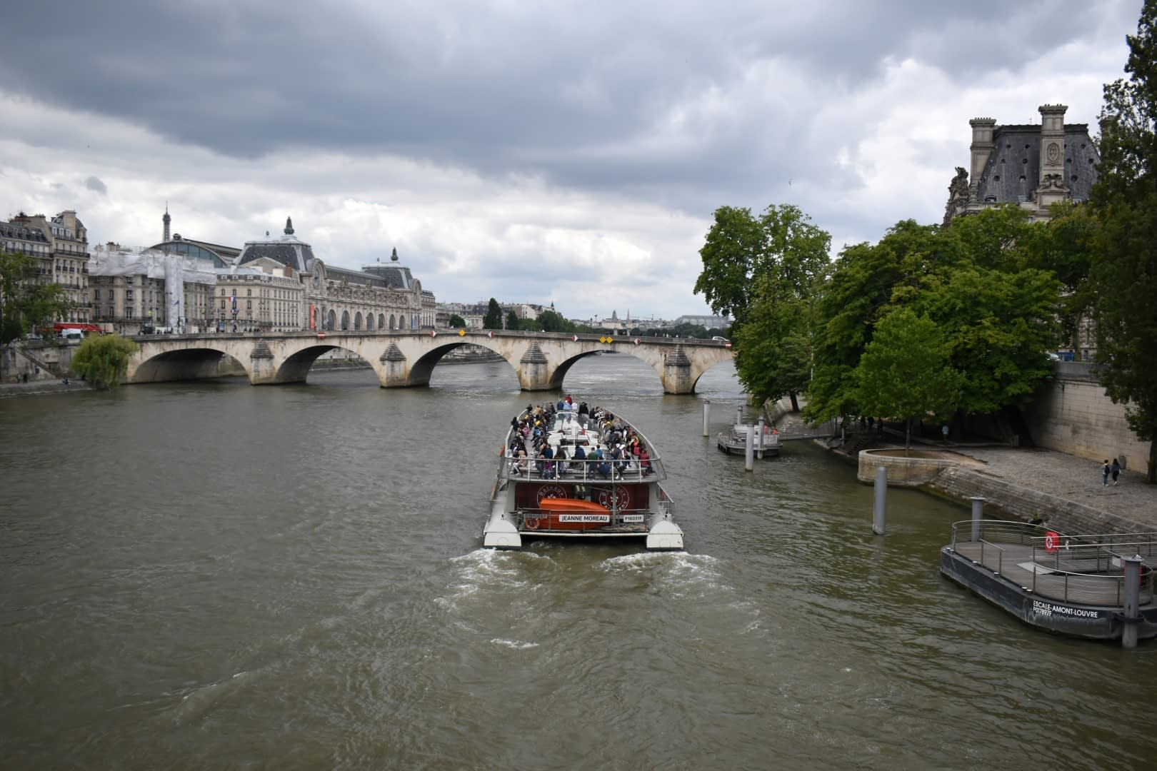 Pont du Carrousel, Paris