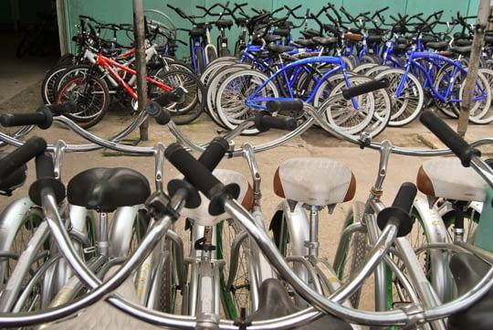 Bikes to Explore