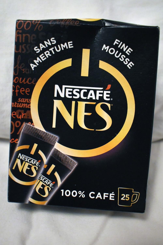 Nescafé instant coffee