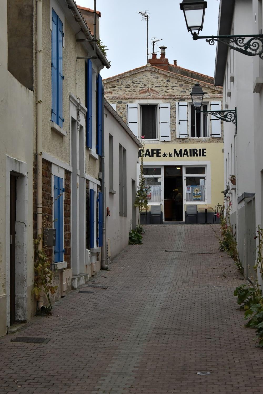 Rue du Lieutenant Maurice Anger, Les Sables-d'Olonne