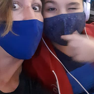 AC870, Montreal to Paris, July 12, 2021