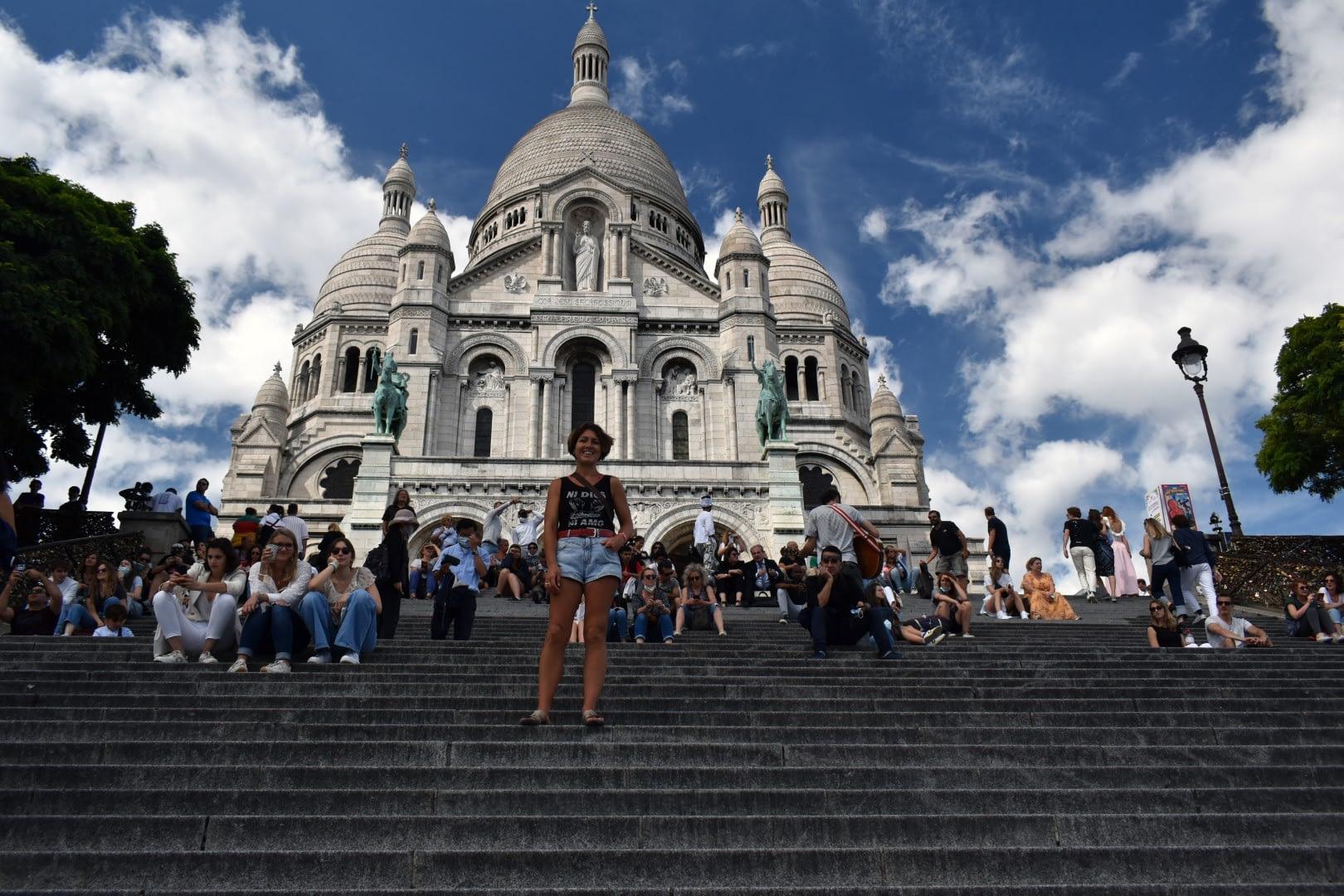 Basilique du  Sacré-Cœur de Montmartre, Paris