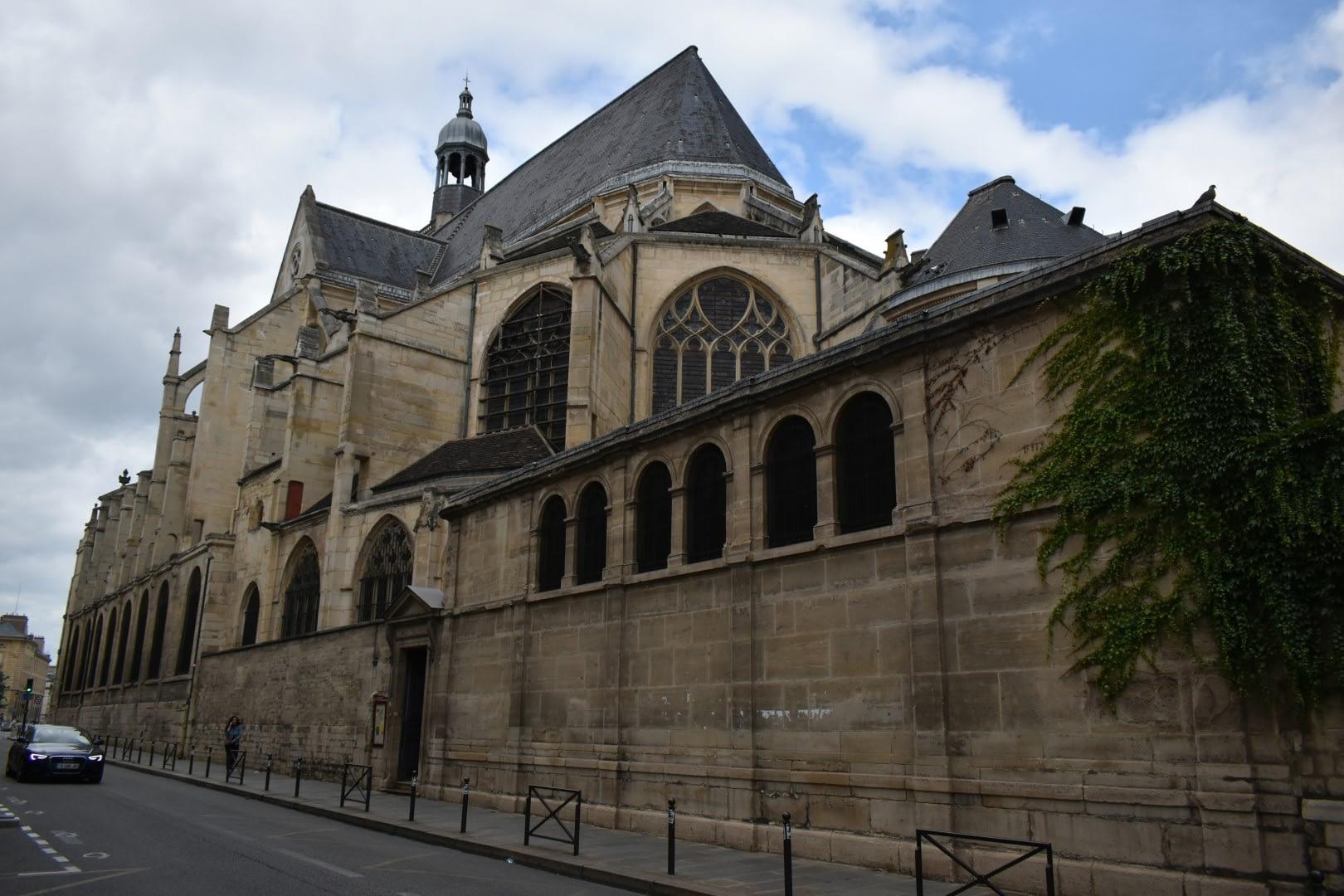 Saint-Étienne-du-Mont, Place Sainte-Geneviève, Paris