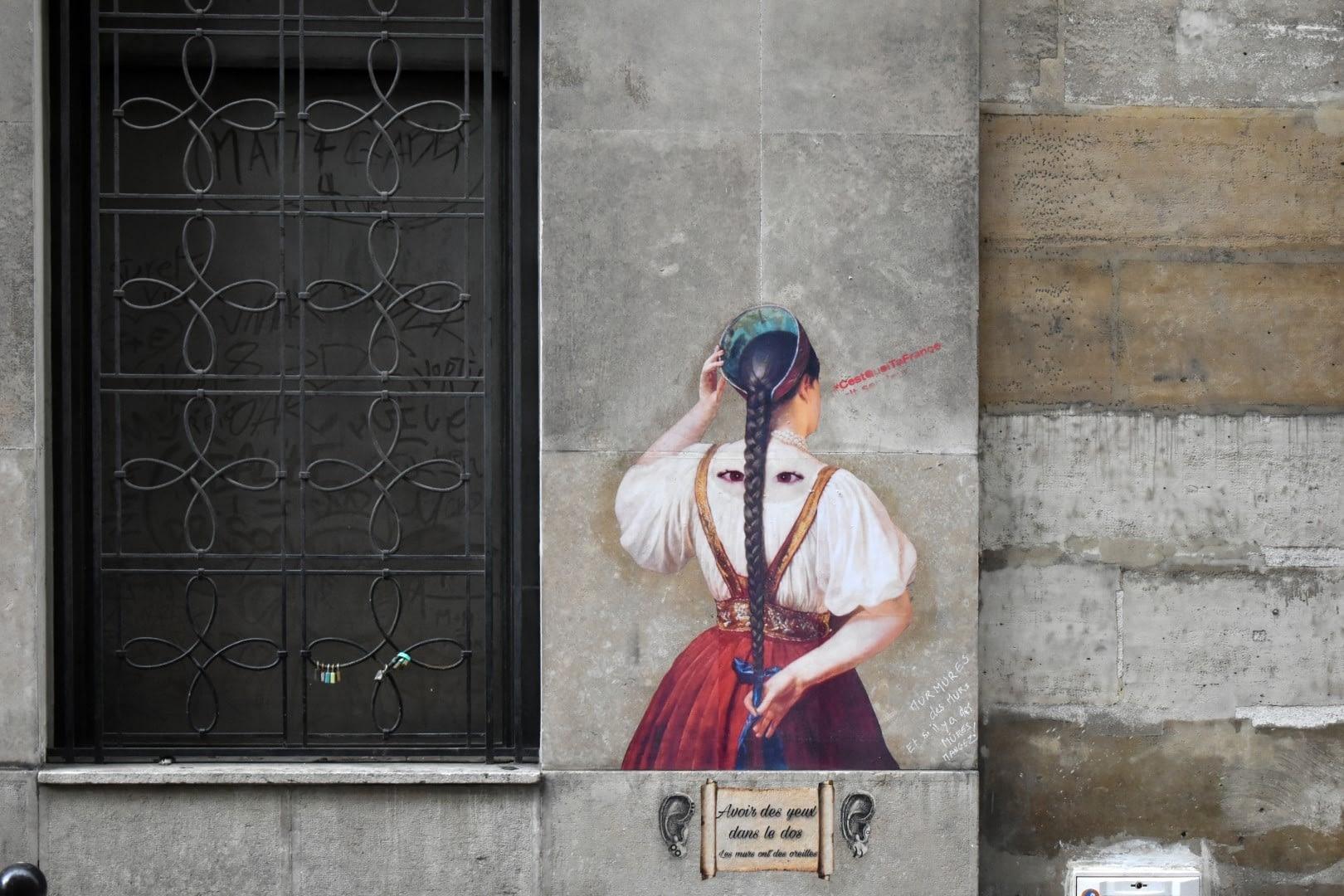 Rue Hautefeuille, Paris