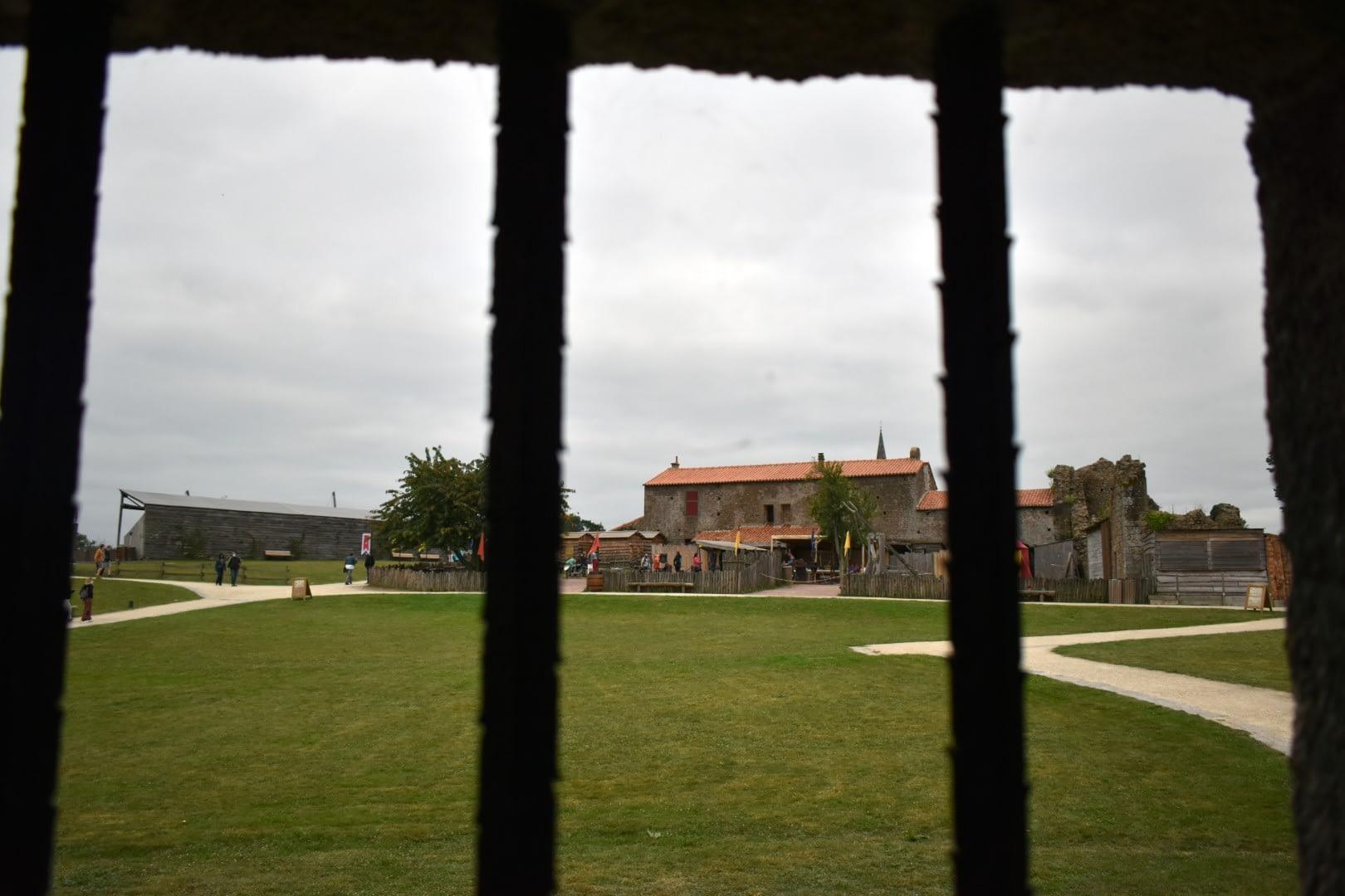 Château de Tiffauges, a medieval castle in Vendée