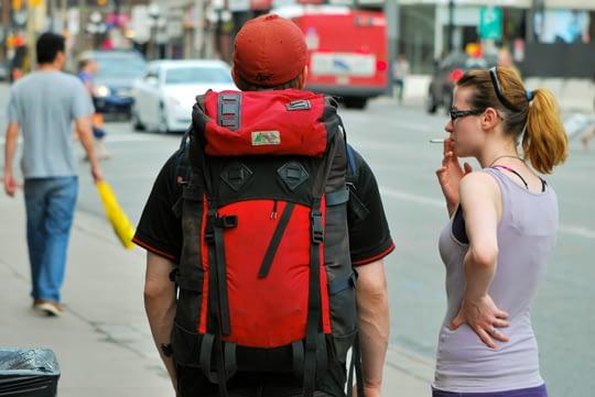 The Travelers on Rideau Street