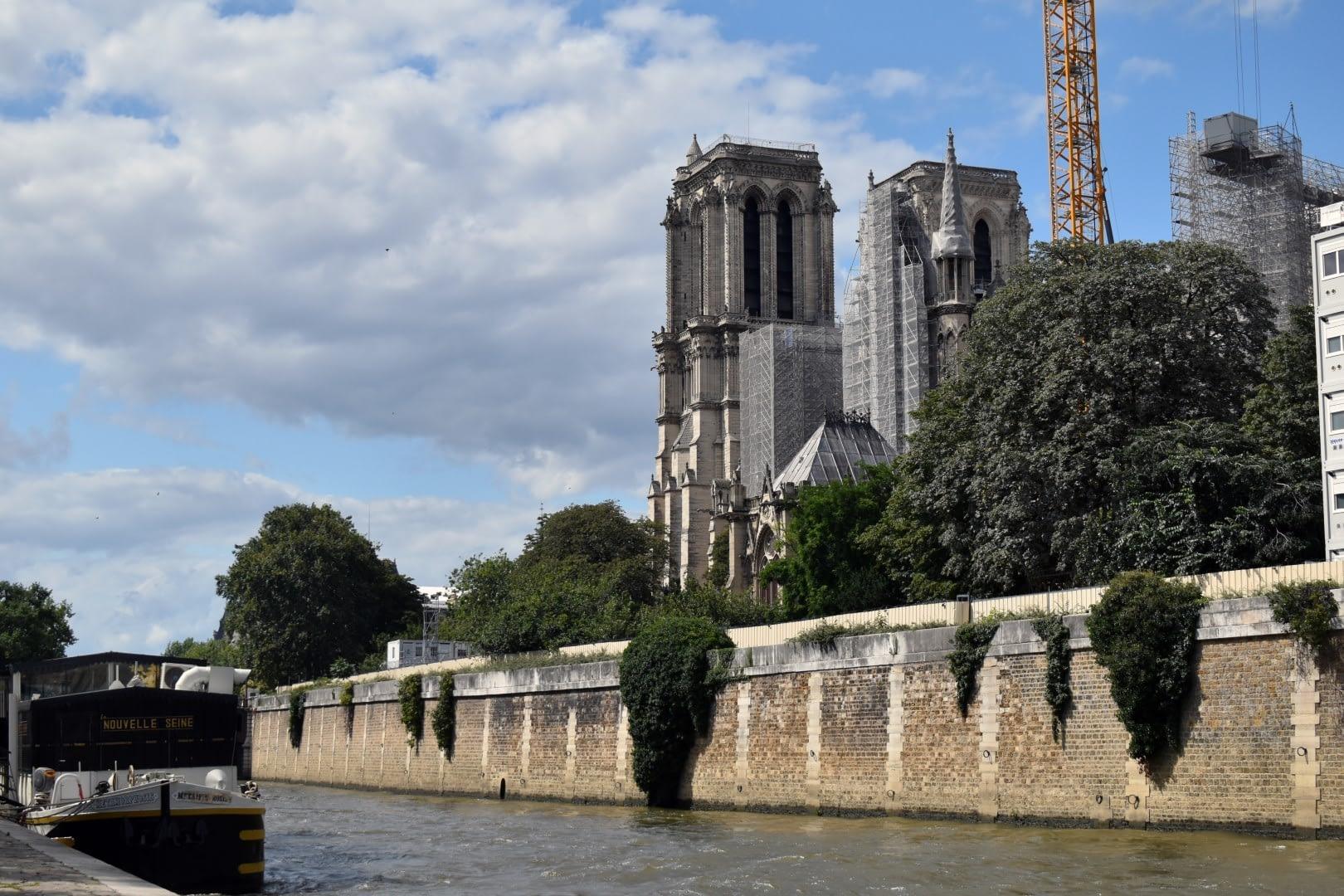 Quai de la Tournelle, Paris