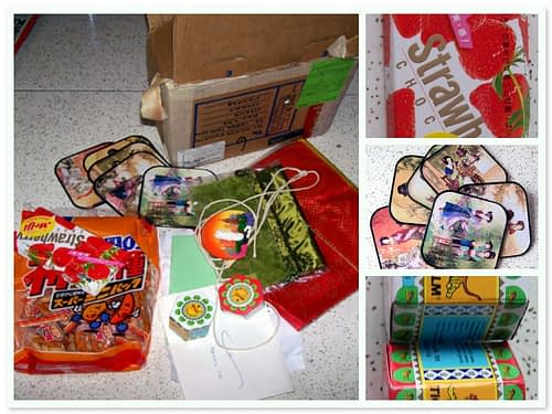 My little gifts...
