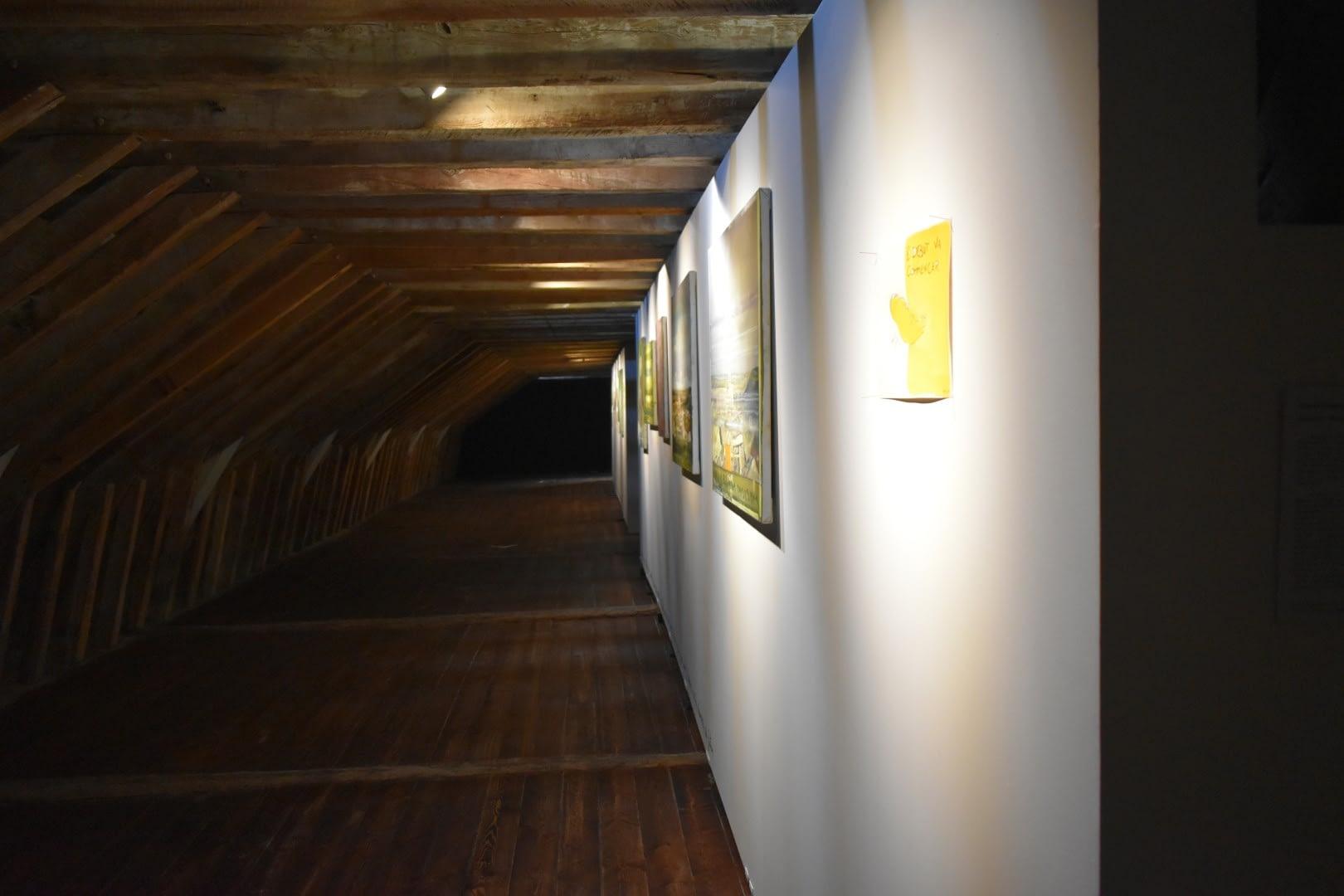Musée de l'Abbaye Sainte-Croix, Rue de Verdun, Les Sables-d'Olonne